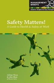 Safety Matters! A Guide to Health & Safety at Work ebook by Adrian Flynn, John Shaw