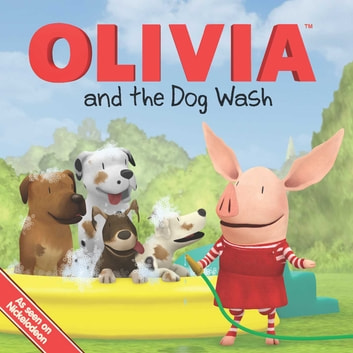 OLIVIA and the Dog Wash - With Audio Recording ebook by Natalie Shaw