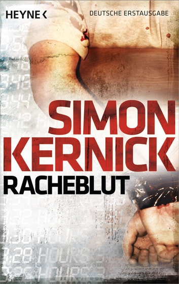 Racheblut - Thriller ebook by Simon Kernick