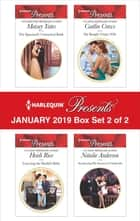 Harlequin Presents January 2019 - Box Set 2 of 2 - An Anthology ekitaplar by Maisey Yates, Heidi Rice, Caitlin Crews,...