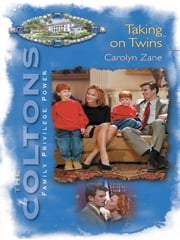 Taking On Twins (Mills & Boon M&B) ebook by Carolyn Zane