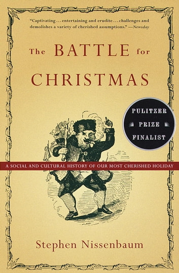 The Battle for Christmas ebook by Stephen Nissenbaum