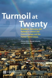 Turmoil At Twenty: Recession, Recovery And Reform In Central And Eastern Europe And The Former Soviet Union ebook by Mitra Pradeep; Selowski Marcelo; Zalduendo Juan