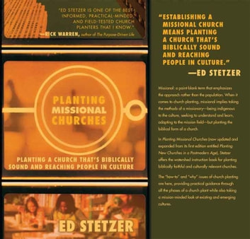 Planting Missional Churches ebook by Ed Stetzer