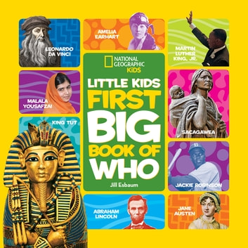 National Geographic Little Kids First Big Book of Who ebook by Jill Esbaum