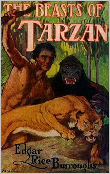 The Beasts of Tarzan ebook by Edgar Rice Burroughs