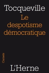 Le despotisme démocratique ebook by Alexis de Tocqueville