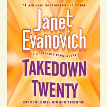 Takedown Twenty - A Stephanie Plum Novel audiobook by Janet Evanovich