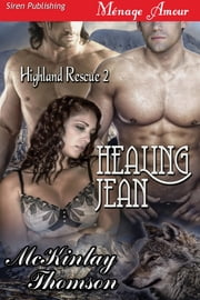 Healing Jean ebook by McKinlay Thomson