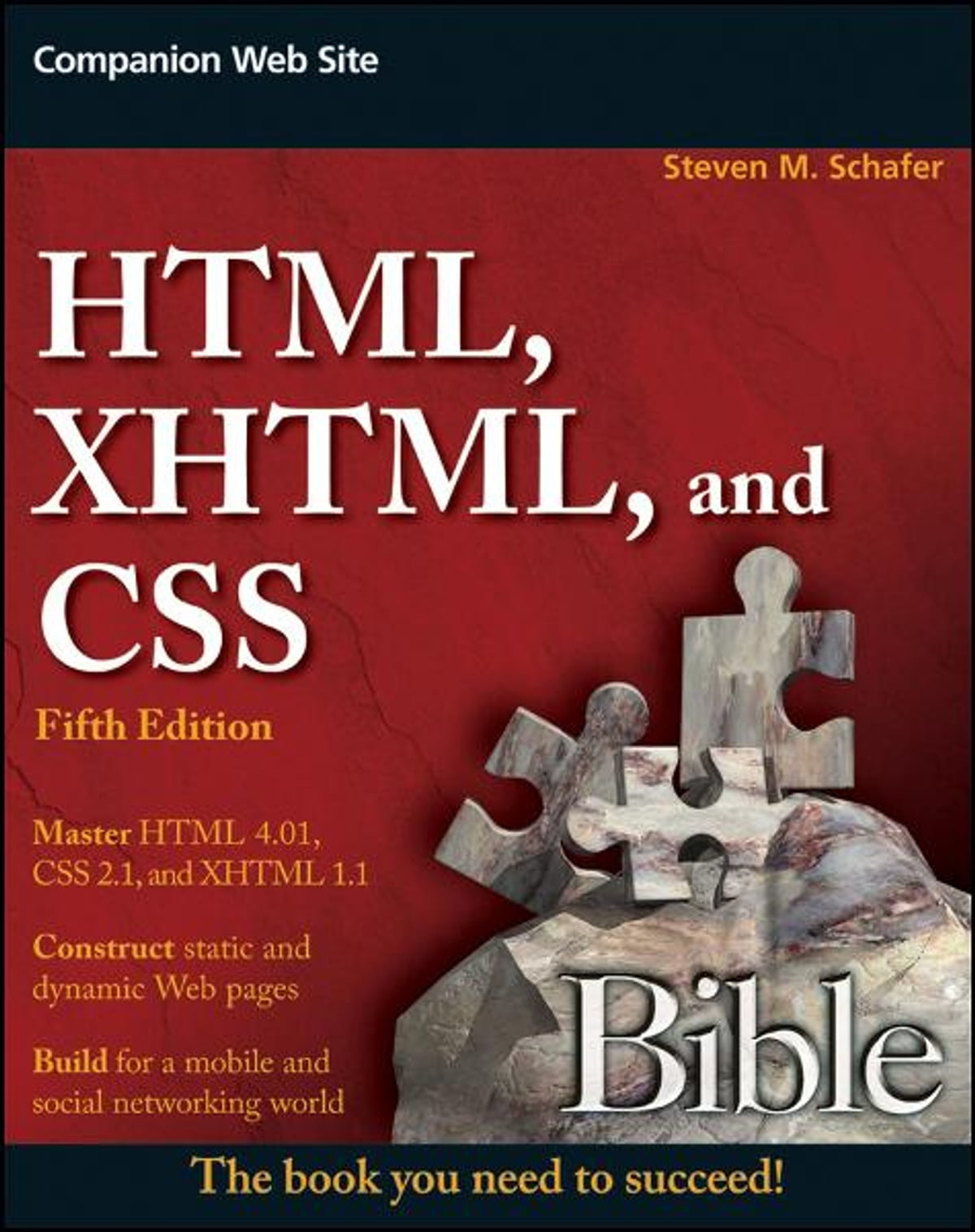 Html xhtml and css bible ebook by steven m schafer 9781118081303 rakuten kobo