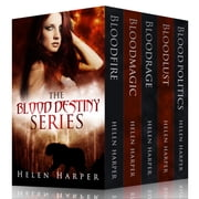 The Blood Destiny series - Blood Destiny ebook by Helen Harper