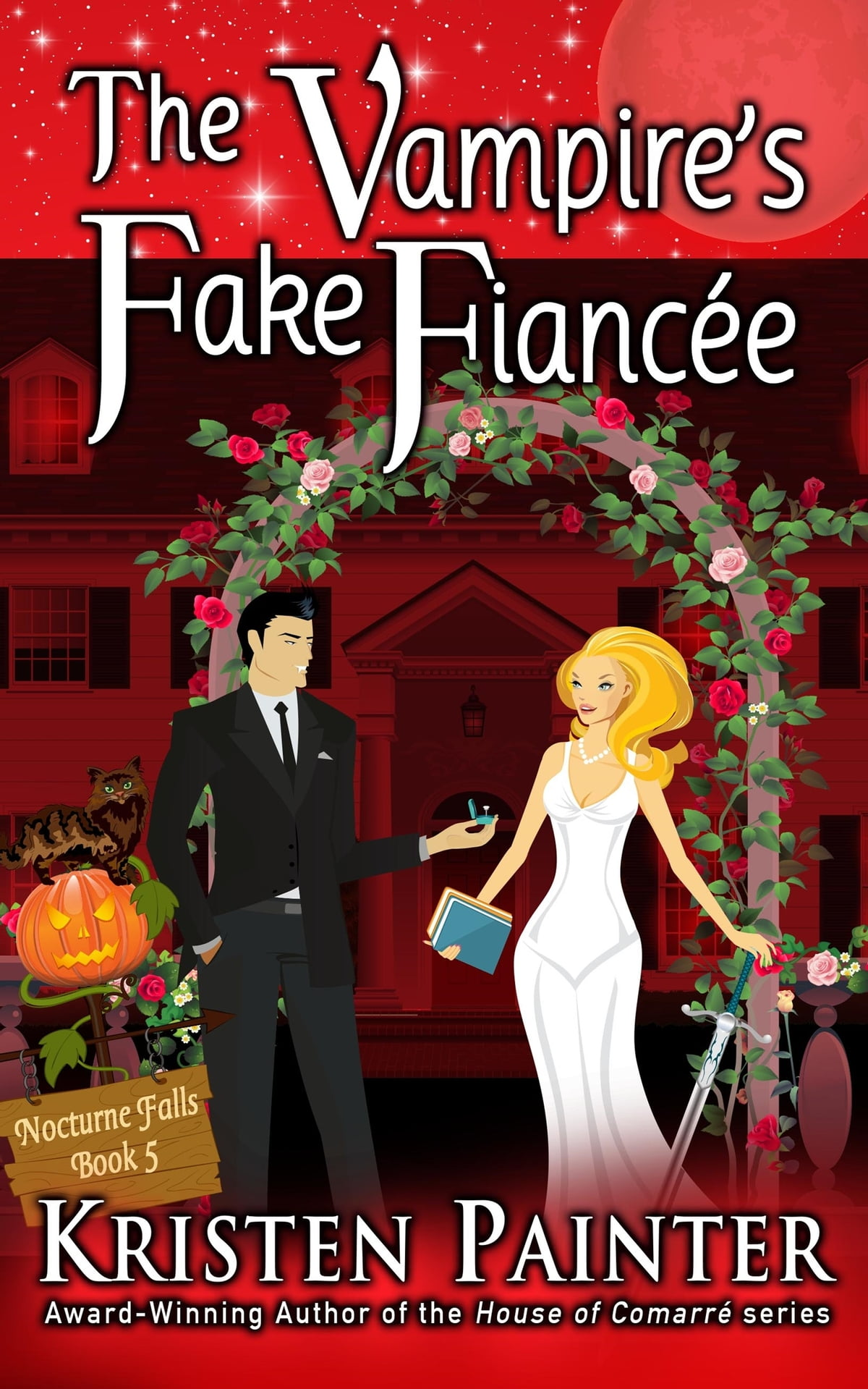 The Vampire's Fake Fiancee Ebook By Kristen Painter  9781941695135   Rakuten Kobo