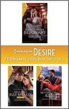 Harlequin Desire February 2020 - Box Set 2 of 2 ebook by Naima Simone, Joanne Rock, Jessica Lemmon