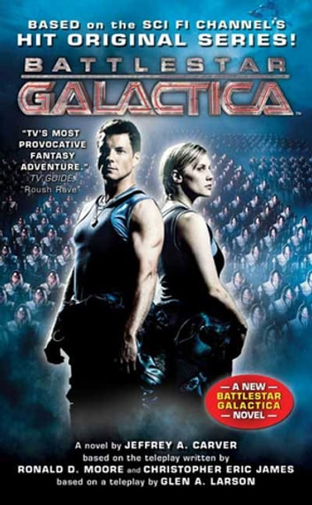 Battlestar Galactica ebook by Jeffrey A. Carver