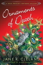 Ornaments of Death, A Josie Prescott Antiques Mystery