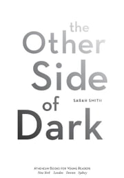 The Other Side of Dark ebook by Sarah Smith
