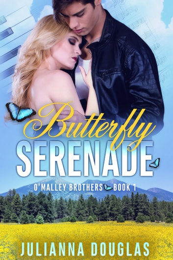 Butterfly Serenade ebook by Julianna Douglas