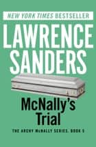 McNally's Trial ebook by Lawrence Sanders