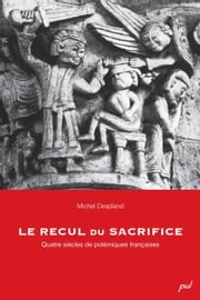 Le recul du sacrifice ebook by Kobo.Web.Store.Products.Fields.ContributorFieldViewModel