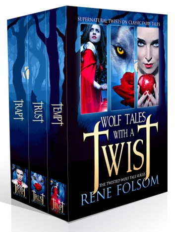 Wolf Tales with a Twist ebook by Rene Folsom