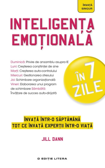 Inteligența emoțională ebook by Jill Dann