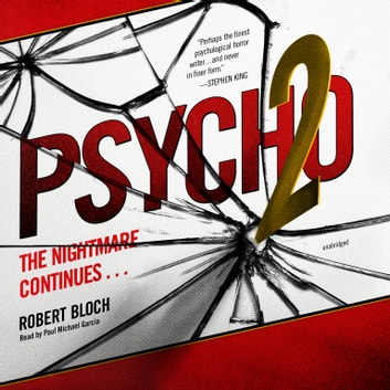 Psycho II audiobook by Robert Bloch