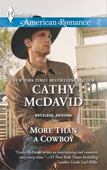 More Than a Cowboy ebook by Cathy McDavid
