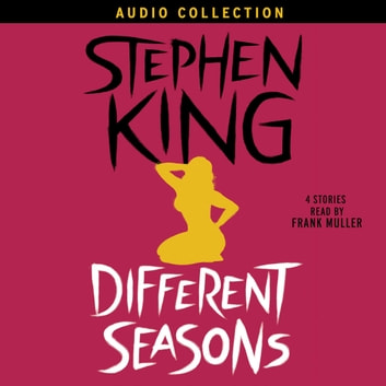 Different Seasons audiobook by Stephen King