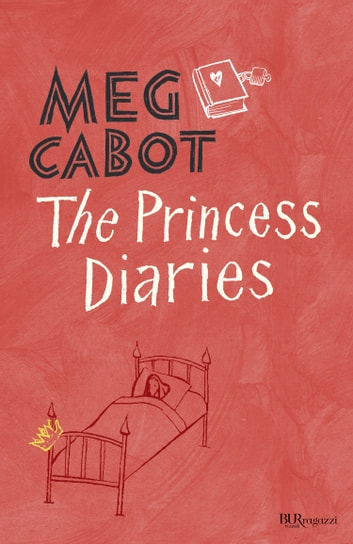 The princess Diaries eBook by Meg Cabot