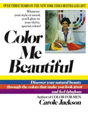 Color Me Beautiful ebook by Carole Jackson