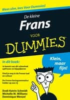 De kleine Frans voor Dummies ebook by Dominique Wenzel, Dodi-Katrin Schmidt, Michelle M. Williams