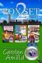 McKinley Mysteries Box Set Two: Books 4-6 - McKinley Mysteries Box Set ebook by Carolyn Arnold