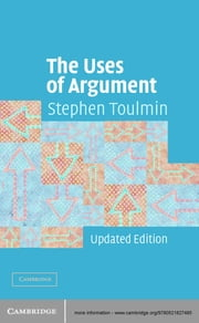 The Uses of Argument ebook by Stephen E. Toulmin