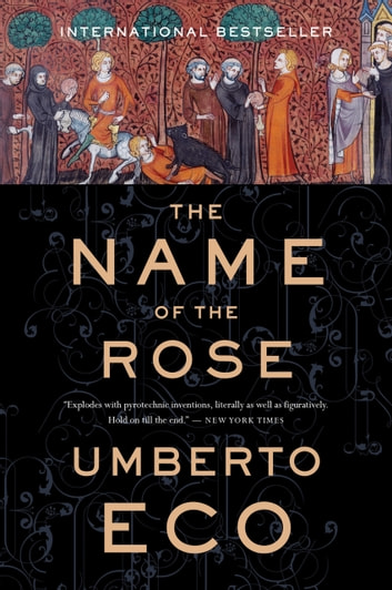 The Name of the Rose ebook by Umberto Eco