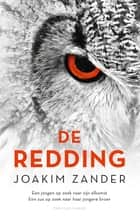 De redding ebook by Joakim Zander, Angélique de Kroon