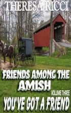 Friends Among The Amish - Volume 3 - You've Got A Friend ebook by Theresa Ricci