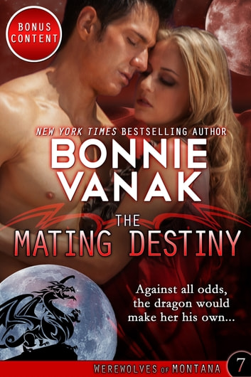 The Mating Destiny ebook by Bonnie Vanak