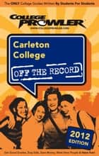 Carleton College 2012 ebook by Lingerr Senghor