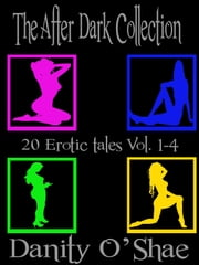 The After Dark Collection: VOLUMES 1-4 (20 Erotic Tales) ebook by Danity O'Shae