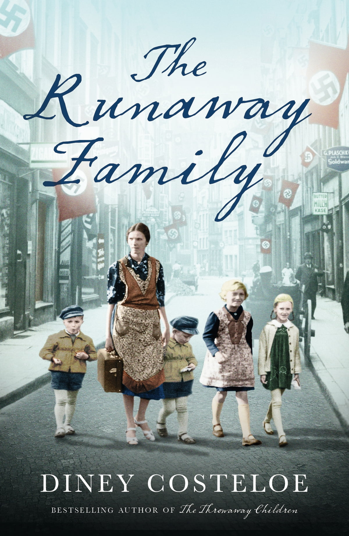 The Runaway Family Ebook By Diney Costeloe