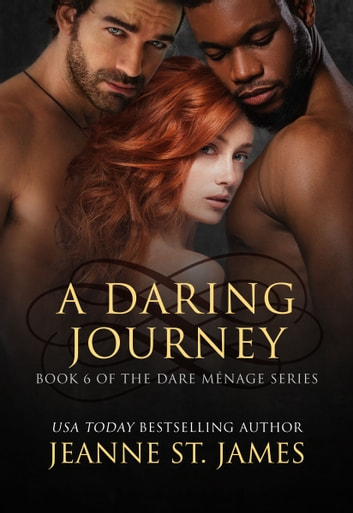 A Daring Journey ebook by Jeanne St. James