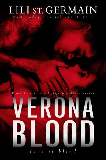 Verona Blood ebook by Lili St. Germain