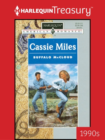 Buffalo McCloud ebook by Cassie Miles