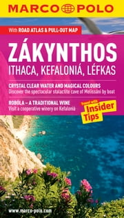 Zakynthos (Ithaca, Kefalonia, Lefkas) Marco Polo Pocket Guide: The Travel Guide with Insider Tips ebook by Marco Polo