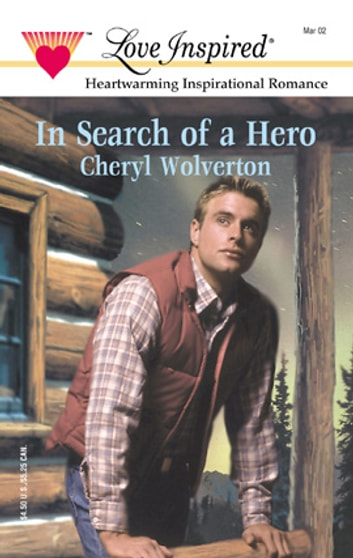 In Search of a Hero ebook by Cheryl Wolverton