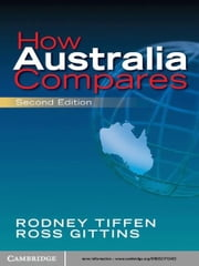 How Australia Compares ebook by Rodney Tiffen,Ross Gittins
