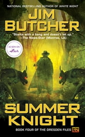 Summer Knight - Book four of The Dresden Files ebook by Jim Butcher