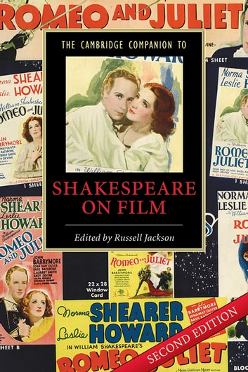 The Cambridge Companion to Shakespeare on Film ebook by