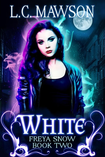 White - Freya Snow, #2 ebook by L.C. Mawson