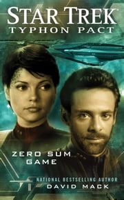 Typhon Pact #1: Zero Sum Game ebook by David Mack